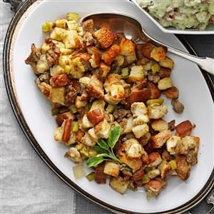 Traditional Holiday Stuffing Recipe