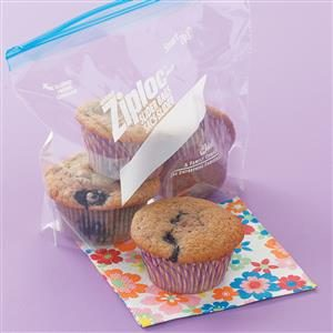 Triple Berry Muffins Recipe