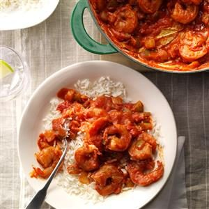 True Shrimp Creole Recipe