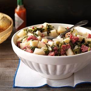 Truly Tasty Turnip Greens