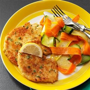 Turkey Scallopini Recipe
