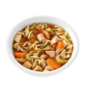 Turkey-Tarragon Noodle Soup Recipe