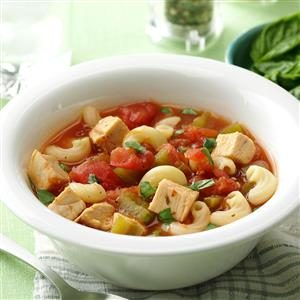 Turkey Tomato Soup Recipe