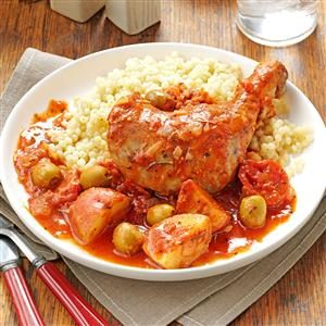 Tuscan-Style Chicken Recipe