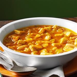 Tuscan Turkey Soup Recipe