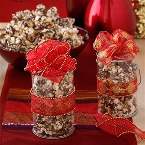 Ultimate Caramel Chocolate Popcorn Recipe