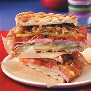 Ultimate Panini for Two