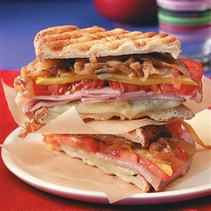 Ultimate Panini Recipe