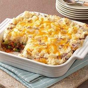 Kraft® Updated Shepherd's Pie Recipe