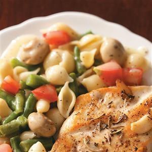 Vegetable Medley Pasta Side Dish Recipe
