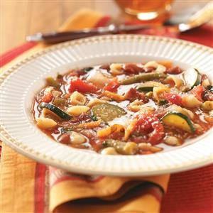 Vegetable Minestrone Recipe