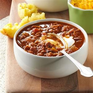 Vegetarian Red Bean Chili Recipe
