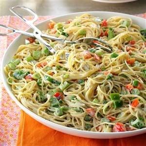 Vermicelli Pasta Salad Recipe