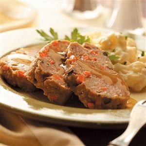 Vermont Turkey Loaf Recipe