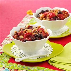 Very Berry Crisp Recipe