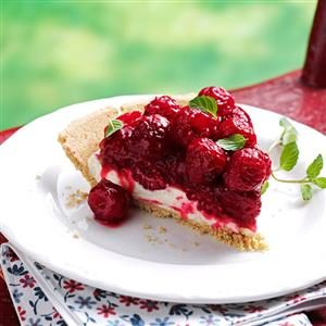Very Raspberry Pie Recipe