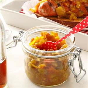 Vidalia Onion Relish Recipe