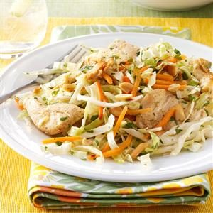 Vietnamese Crunchy Chicken Salad Recipe