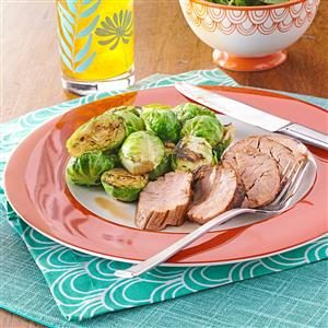Walsh Family Grilled Pork Tenderloins Recipe