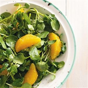 Watercress & Orange Salad Recipe