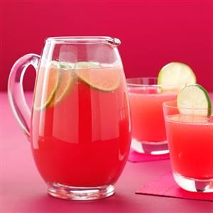 Watermelon Spritzer Recipe