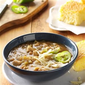 Watch Us Make: White Chicken Chili