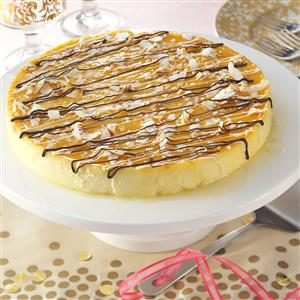White Chocolate Coconut Flan Recipe