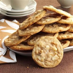 White Chocolate Cookies Recipe