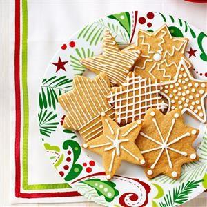 Wishing Cookies Recipe