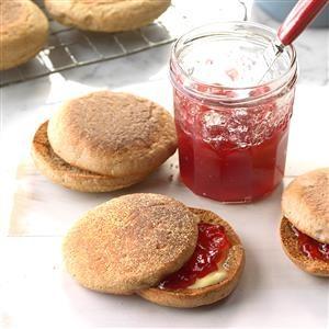 Wonderful English Muffins Recipe
