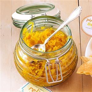Yellow Summer Squash Relish Recipe