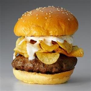 Yo Potato Burgers Recipe