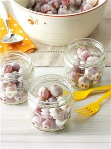 Yogurt Grape Salad Recipe