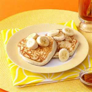 Yogurt Pancakes Recipe