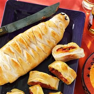 Yummy Mummy Calzones Recipe