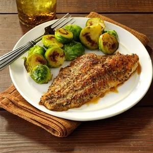 Zesty Baked Catfish Recipe