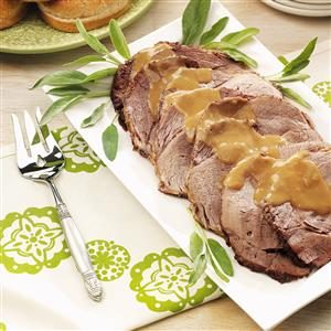 Zesty Beef Roast Recipe