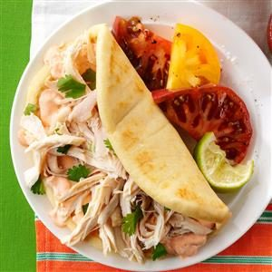 Zesty Chicken Soft Tacos Recipe