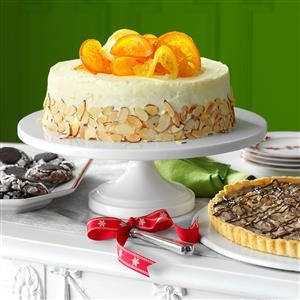 Zesty Citrus Cake Recipe