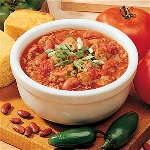 Zesty Colorado Chili