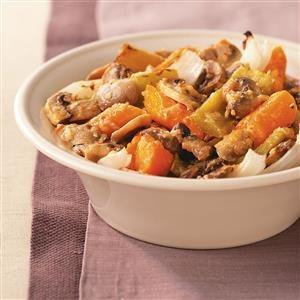 Zesty Roasted Vegetables Recipe