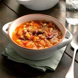 Zippy Bean Stew Recipe