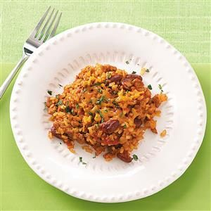 Zippy Turkey and Rice Recipe