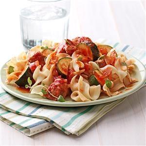 Zucchini Pork Dinner Recipe