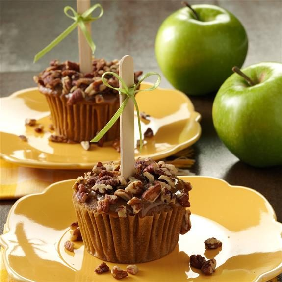 Caramel Apple-Inspired Recipes