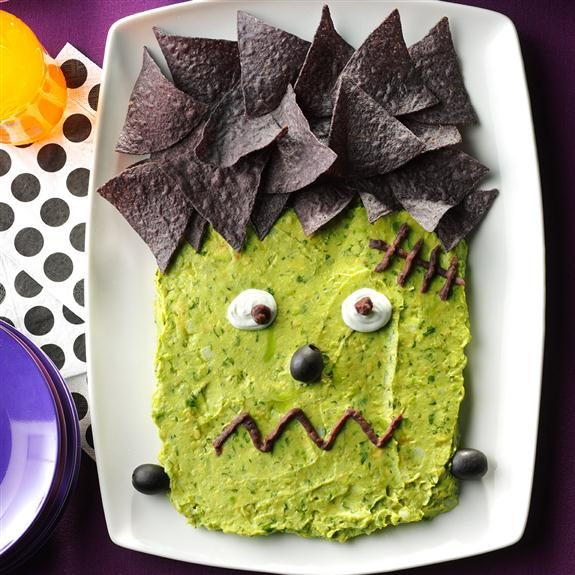 25 Halloween Party Snacks