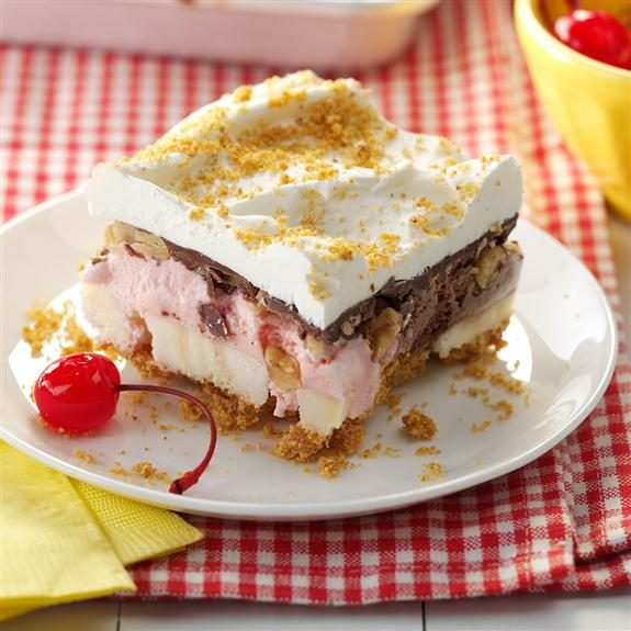16 Banana Split-Inspired Recipes