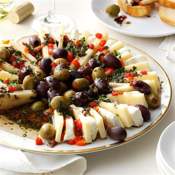 Classy Appetizers for Your Oscars Party