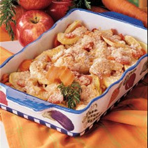 Apple-a-Day Casserole