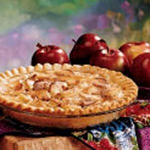 Image of Apple Cream Pie Recipe, Taste of Home